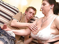 Mom bebas klip - matang big tits